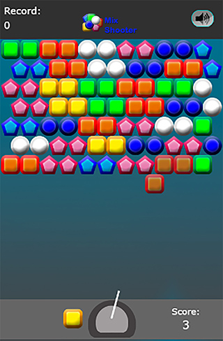 Mix Shooter – Android – Game Free – Gratuito